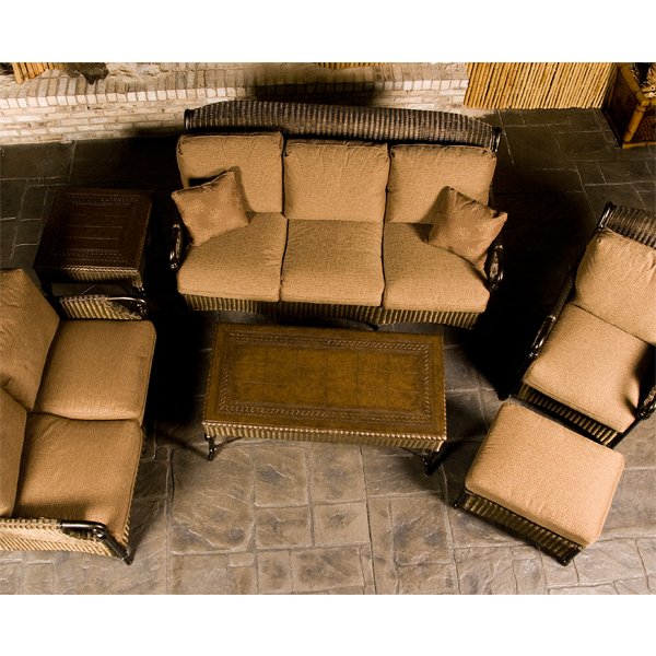 Montego Bay Wicker By Acacia Free Shipping Family Leisure