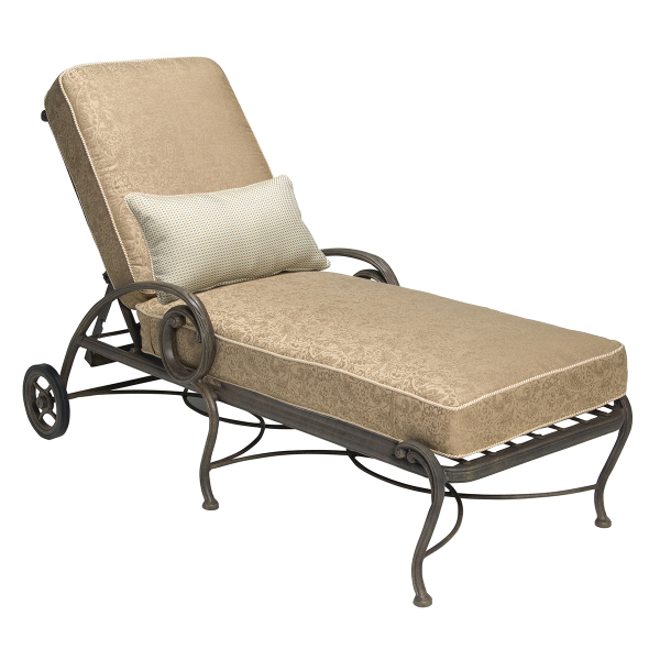 Old Gate Chaise Lounge By Woodard Landgrave Family Leisure