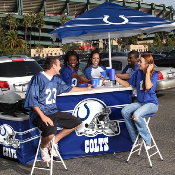 Outdoor NFL Bar Set Customizable, Portable ...