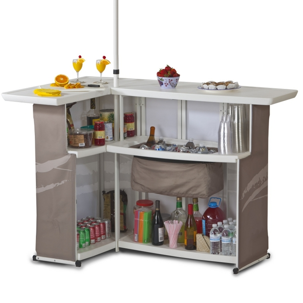 Outdoor Party Bar Set By Best Of Times Portable Bars