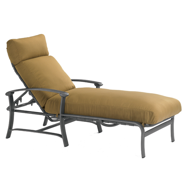 Ovation Cushion Chaise Lounge by Tropitone