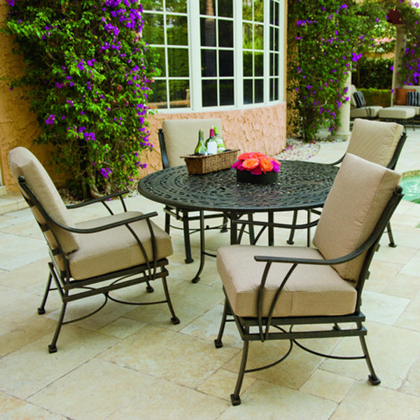 Woodard Outdoor Furniture Offers Multiple Styles U0026 Types For Your Porch,  Garden Or Patio