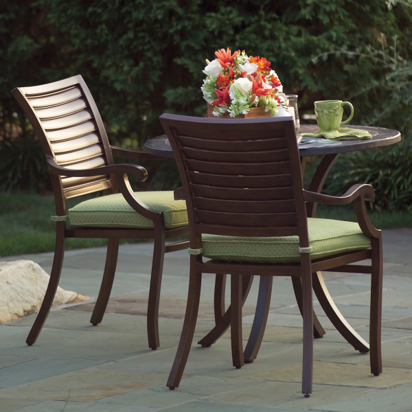 palm outdoor dining patio furniture by summer classics family leisure