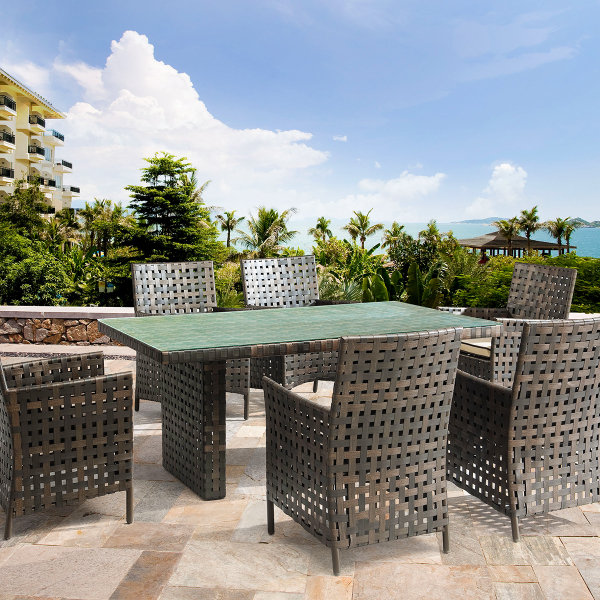Pinery Dining Patio Furniture