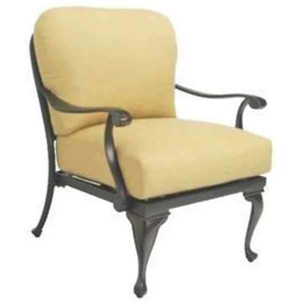 Provance Cast Aluminum Deep Seating Patio Furniture by Summer Classics