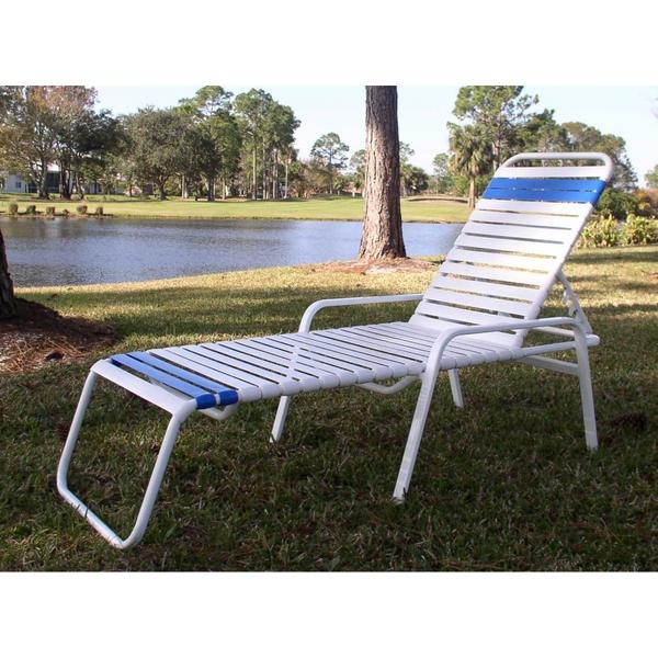 Regatta Strap Chaise by Windward Design Group
