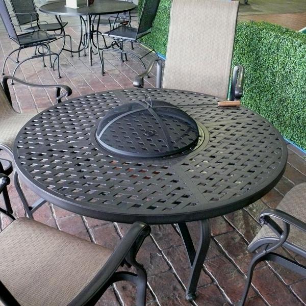 Sedona Fire Pit Set Patio Furniture