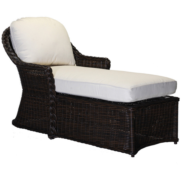 Sedona Wicker Chaise Lounge by Summer Classics Free Shipping