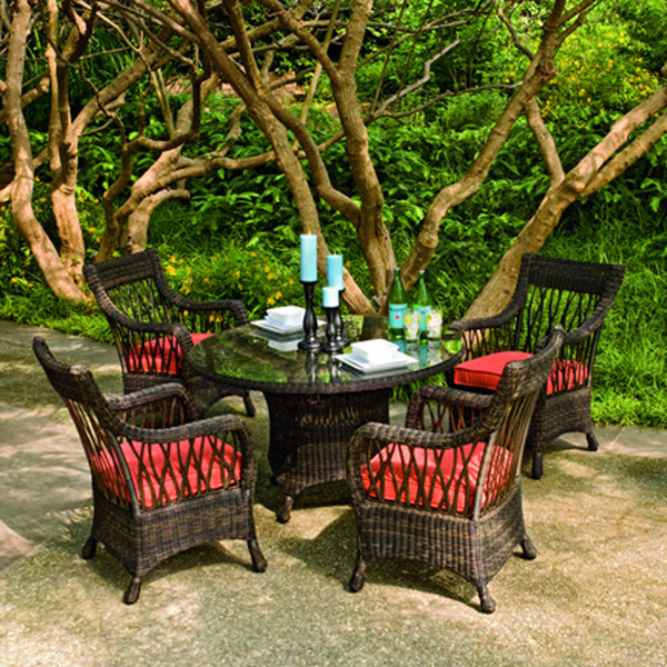 Awesome Natural, Or Rattan, Wicker Has Been Around For Ages And, Even Though It  Rises And Wanes In Popularity, It Remains A Constant Presence In Home  Furnishings.