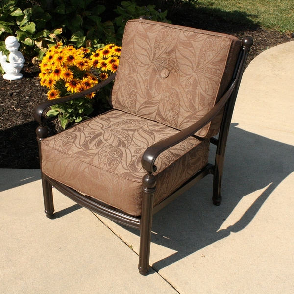 Aluminum Patio Furniture Care