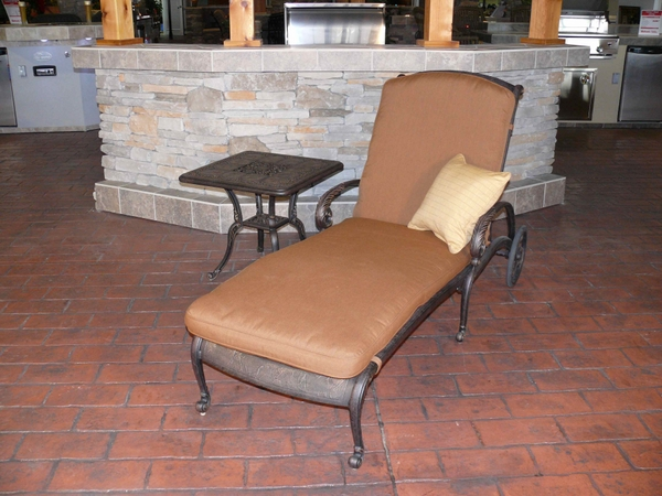 St Moritz Cast Deep Seating Patio Furniture By Hanamint