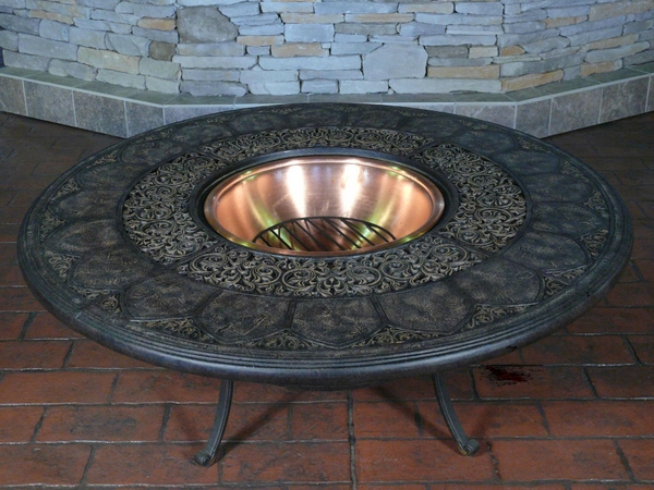 St Moritz Deep Seating Fire Pit Set By Hanamint Family