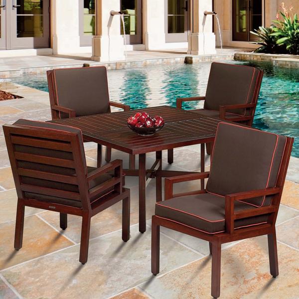 casual patio furniture stanton dining