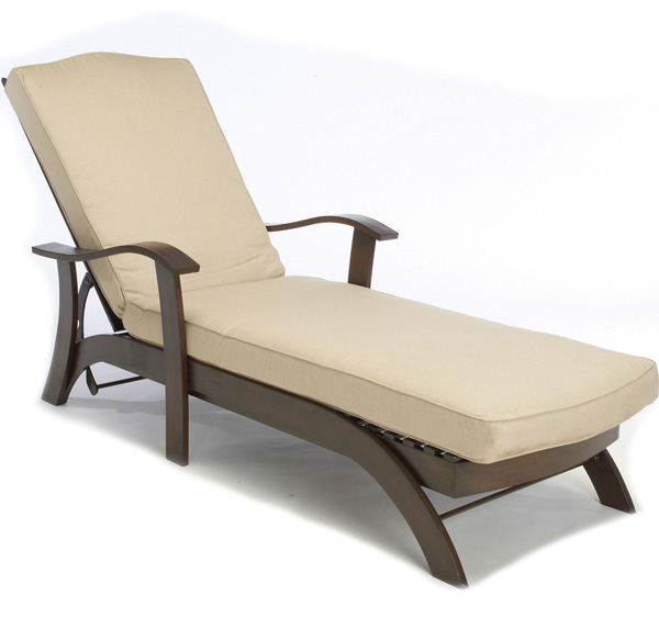 Summer Cottage Chaise Lounge by Summer Classics