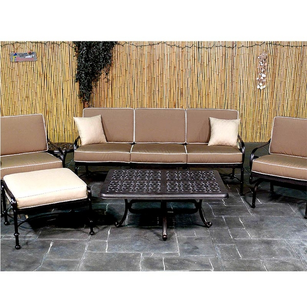 Symphony Deep Seating Cast Patio Furniture by Cast Classic