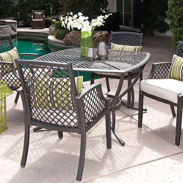 Toulon Dining Patio Set by Leisure Select