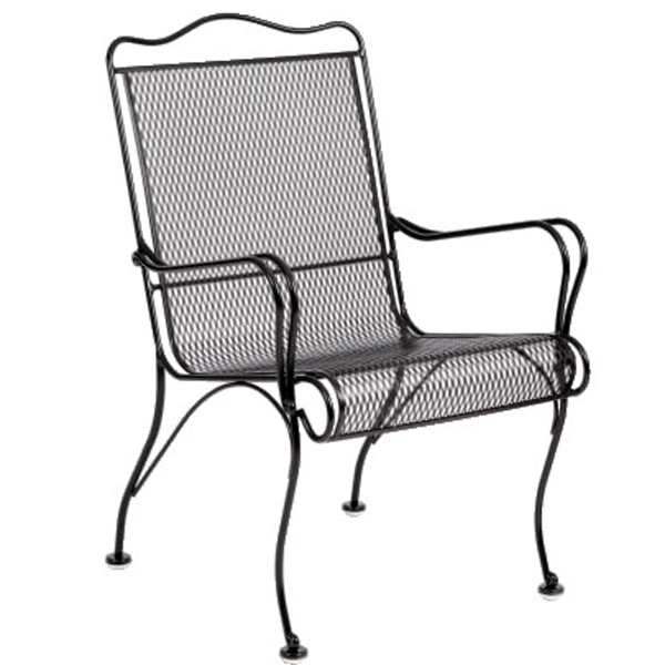 Tucson dining collection by woodard garden furniture