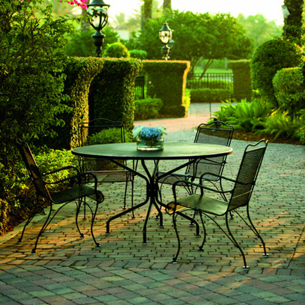 Tucson Dining Collection By Woodard Garden Furniture Family Leisure
