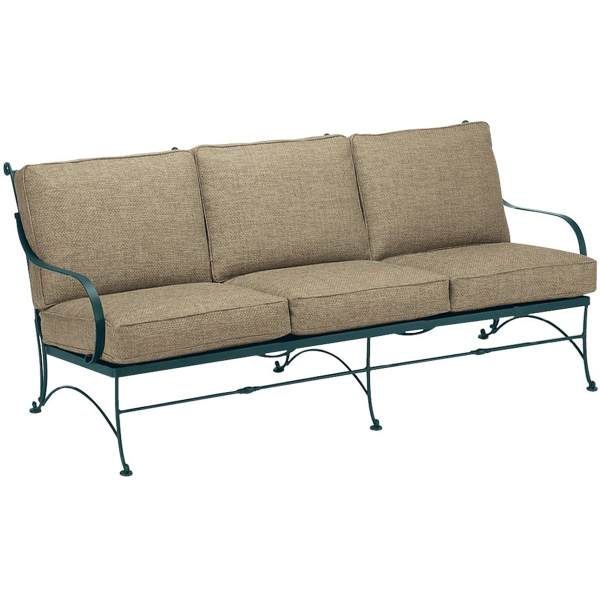 Verona Outdoor Patio Deep Seating Set by Woodard Garden Furniture