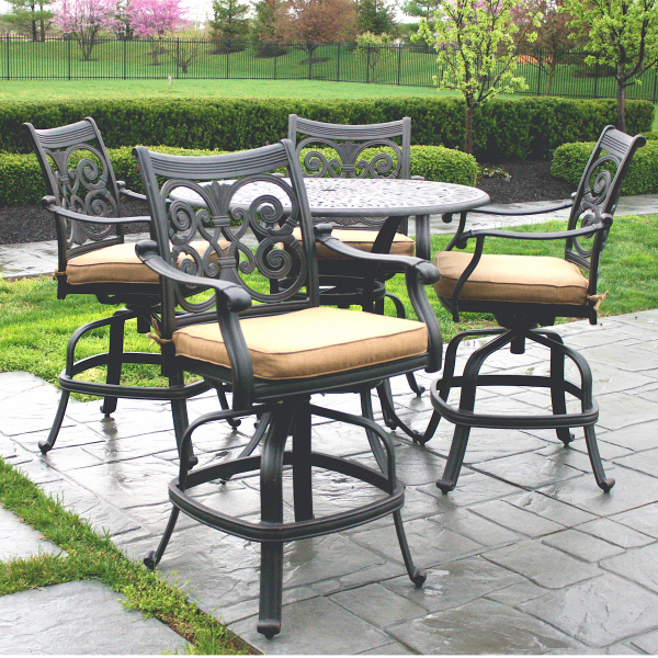 Victoria Counter Height Patio Furniture by Alfresco Home