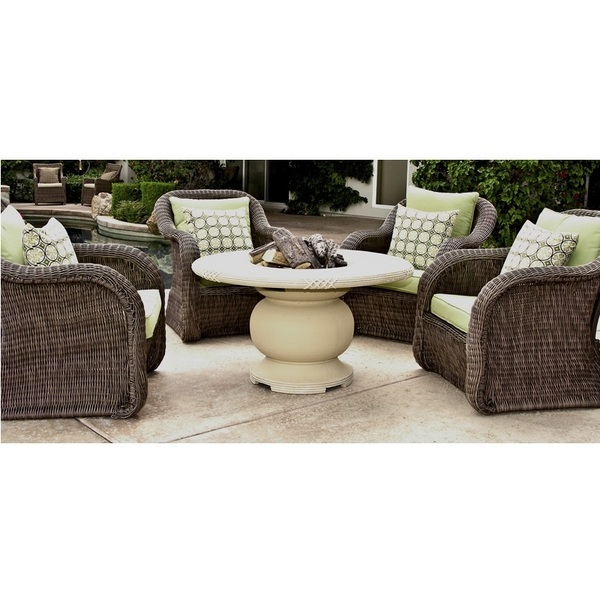 Victoria Firepit Set by Leisure Select