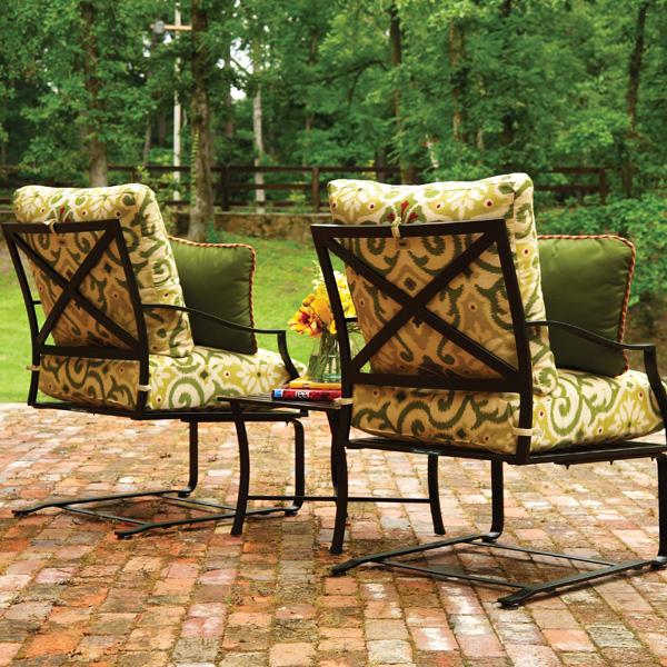 Villano Deep Seating Patio Furniture By Summer Classics