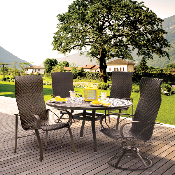 Vision Sling Dining Collection by Homecrest Patio Furniture