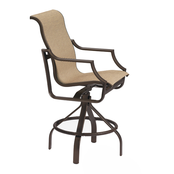 Windsor Outdoor Bar Stool by Tropitone