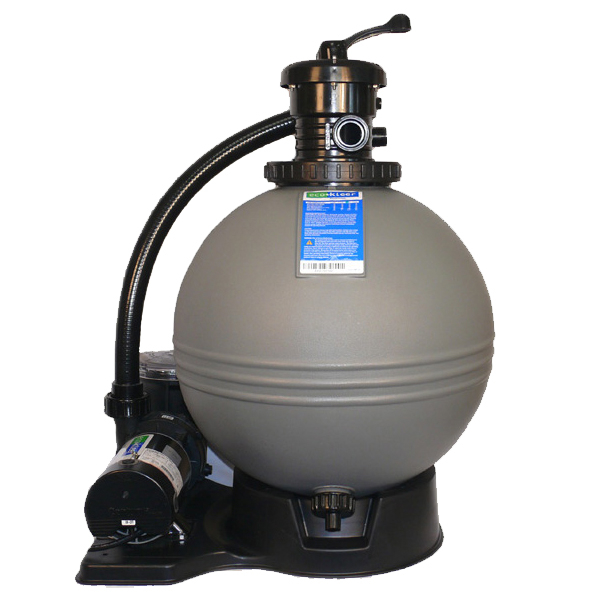 Swimming pools for Pond sand filter system