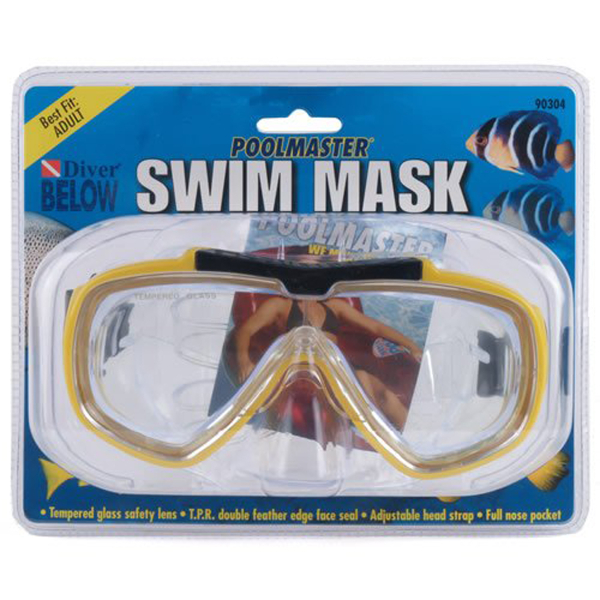 Baja adult swim mask pool supplies family leisure - Swimming pool accessories for adults ...