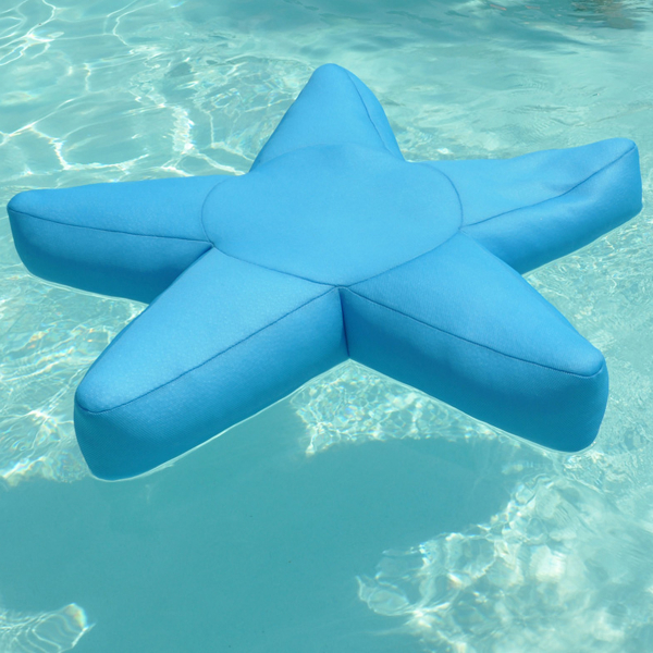 Neo Starfish Assorted Colors Pool Supplies Discount