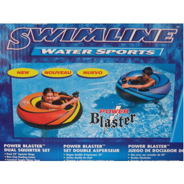 Power Blaster Squirter Set By Swimline Pool Supplies