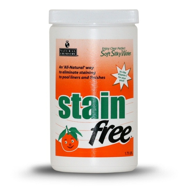 Stain Free By Natural Chemistry Free Shipping Pool
