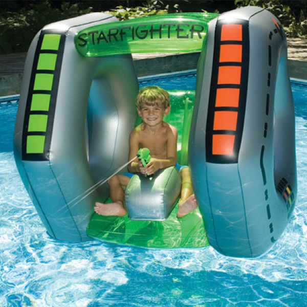 Starfighter Squirter By Swimline Pool Supplies Family