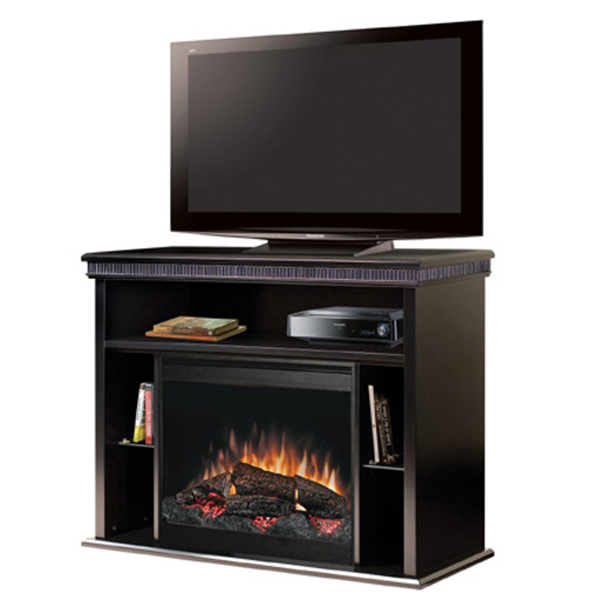 electric fireplaces by dimplex corry media console