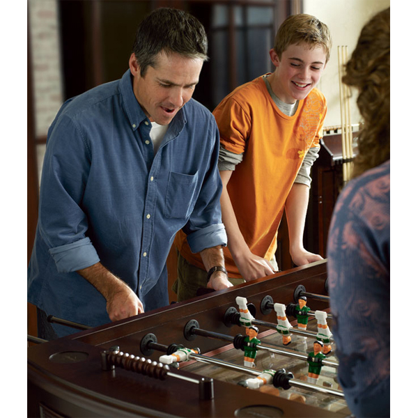 Perfect Carlyle Foosball Table