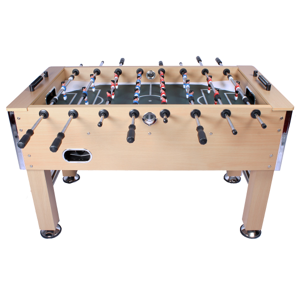 Vortex Games on the Elite NC Foosball Tables | Family Leisure