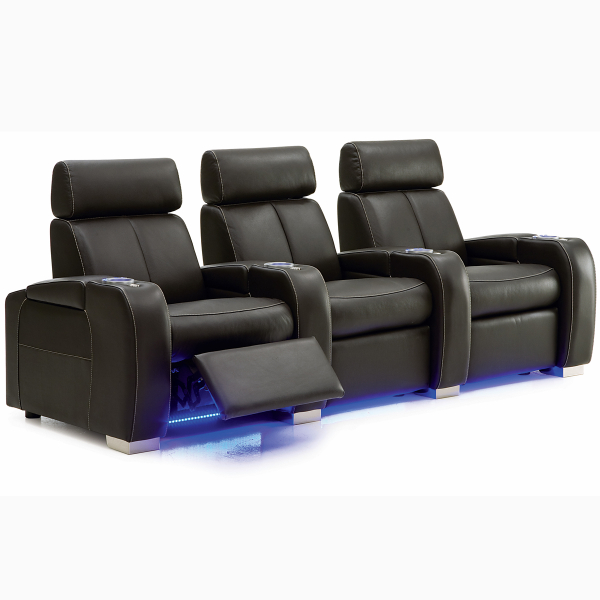 In Home Movie Theater Seating