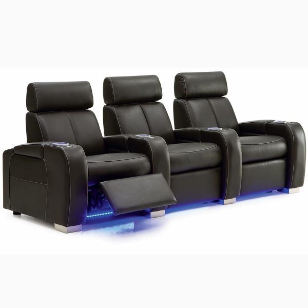 Lemans Home Theater Seats by Palliser