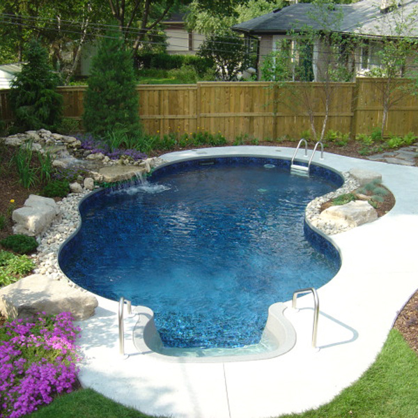 Swimming pools for In ground pool design ideas
