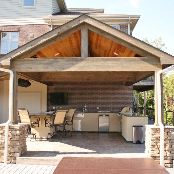 Out door rooms endearing outdoor rooms patio covers for Outdoor rooms photos
