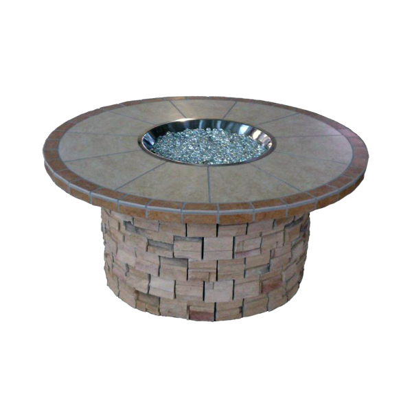 Mohave Stone Fire Pit