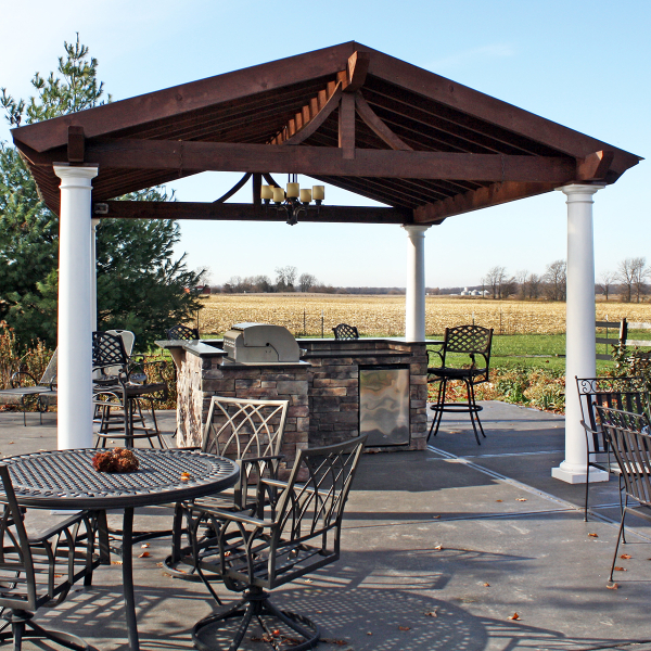 why do i need an outdoor kitchen family leisure