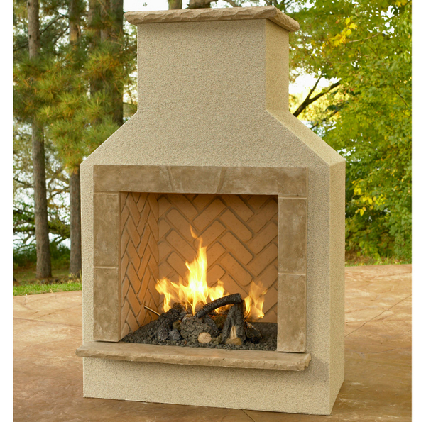San Juan Fireplace By The Outdoor Greatroom Company Outdoor Fireplaces Family Leisure