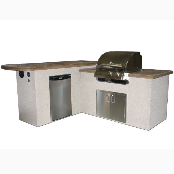 Kitchen Furniture Revit Families: Blogs :: Build A Wonderful Outdoor Kitchen With A Grill