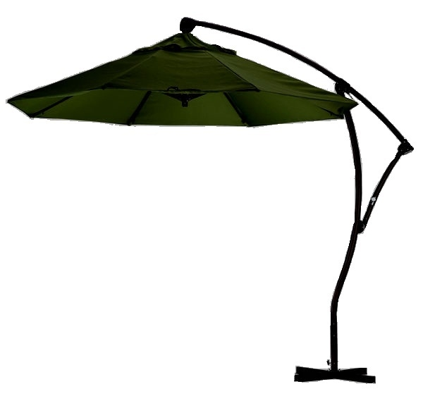9 Cantilever Market Umbrella Deluxe by Leisure Select