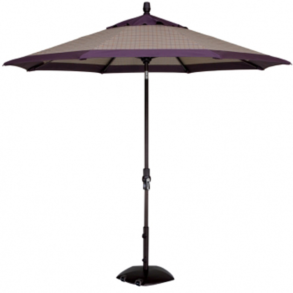 9' Collar Tilt Umbrella