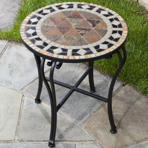Stunning Small Iron Patio Side Table 600 x 600 · 444 kB · jpeg