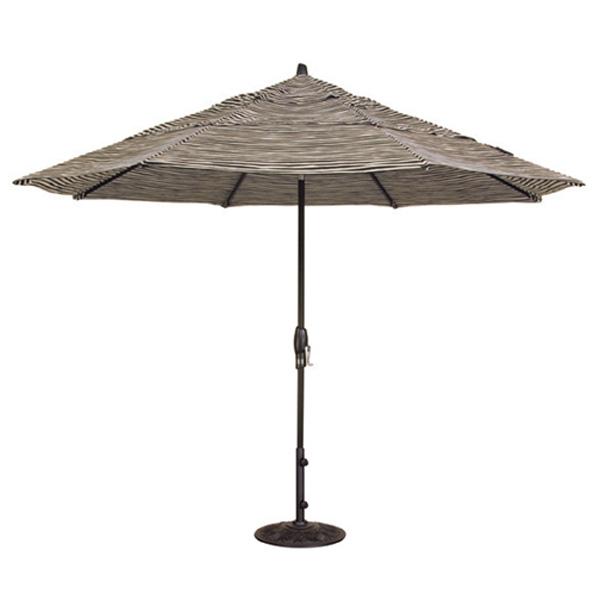 Wooden Garden Umbrella, Outdoor Promotional Umbrella, Promotional