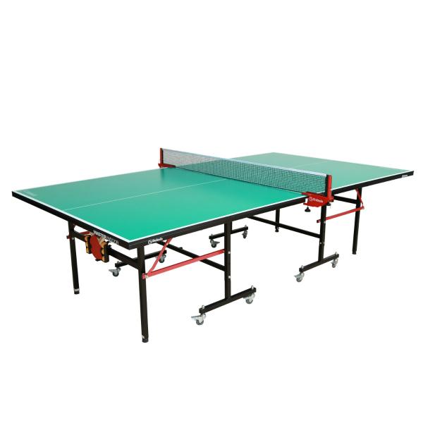 Garlando master indoor table tennis table by garlando ping pong tables fa - Prix table ping pong ...